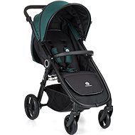 Petite & Mars Canopy + Street Emerald Green 2019 - Stroller carriage