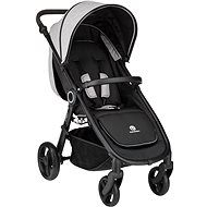 Petite & Mars Canopy + Street Shadow Gray 2019 - Stroller carriage