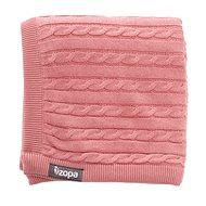 Zopa Premium - old pink - Deka do kočárku