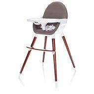 Zopa Dolce - mink grey - Jídelní židlička