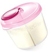 TESCOMA Dóza na sušené mléko PAPU PAPI - růžová
