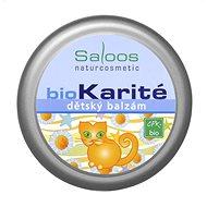 SALOOS Bio karité dětský balzám 50 ml - Balzám