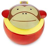 Skip Hop Zoo Kalíšek na sušenky - Opička - Svačinový box