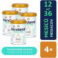 Kendamil batolecí mléko 3, (4× 900 g) - Kojenecké mléko