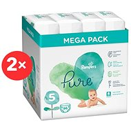 PAMPERS Pure Protection vel. 5 (192 ks)
