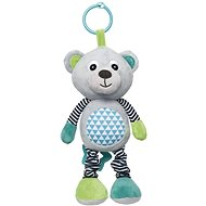 CANPOL BABIES WINNIE Soft Musical Toy -Grey - Toddler Toy