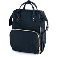 Canpol babies Přebalovací batoh LADY MUM - černý - Přebalovací batoh
