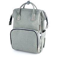 Canpol babies Přebalovací batoh LADY MUM - šedý - Přebalovací batoh