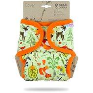 PETIT LULU  Svrchní kalhotky pat - lesní zvířátka - Plenkové kalhotky