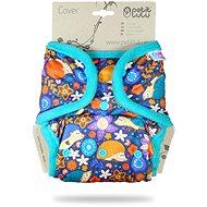 PETIT LULU  Svrchní kalhotky pat - ježečci - Plenkové kalhotky