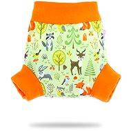 PETIT LULU  Pull-up svrchní kalhotky S - lesní zvířátka - Plenkové kalhotky