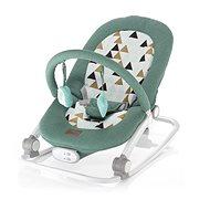 Zopa Relax Mint triangles - Dětské lehátko