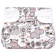 T-tomi Abdukční kalhotky - patentky, hippos (3-6 kg) - Abdukční kalhotky