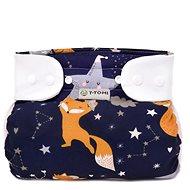 T-tomi Abdukční kalhotky - patentky, night foxes (5-9 kg) - Abdukční kalhotky