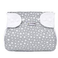 T-tomi Abdukční kalhotky - patentky, grey stars (5-9 kg) - Abdukční kalhotky