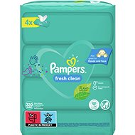 PAMPERS Fresh Clean XXL 4× 80 ks