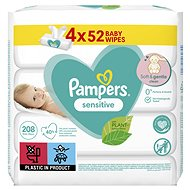 PAMPERS Sensitive 4× 52 ks
