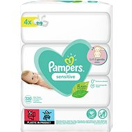 PAMPERS Sensitive XXL 4× 80 ks