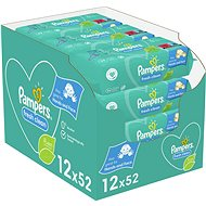 PAMPERS Fresh Clean 12× 52 ks