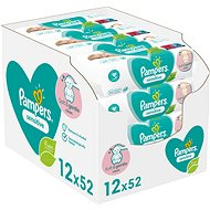 PAMPERS Sensitive 12× 52 ks