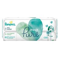PAMPERS Aqua Pure duo 2× 48 ks