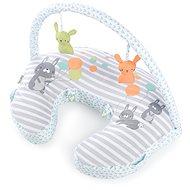 Ingenuity Polštář na kojení s hrazdičkou Hop Art™ 0m+ - Kojicí polštář