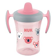 NUK Trainer Cup 6m+  Růžový 230 ml