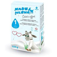 NAŠE MLÉKO 1,  525 g - Kojenecké mléko