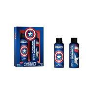 AIRVAL Captain America Set 450 ml - Dárková sada