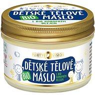 PURITY VISION Bio Dětské tělové máslo 200 ml