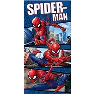 Jerry Fabrics osuška - Spider-Man Blue - Dětská osuška