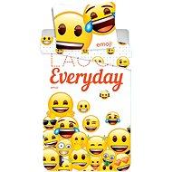 Jerry Fabrics ložní povlečení - Emoji 213 Laugh Everyday - Dětské povlečení