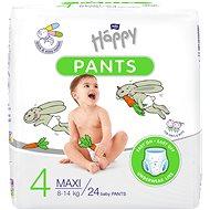 BELLA Happy Pants Maxi 24 ks - Plenkové kalhotky