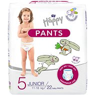 BELLA Happy Pants Junior 22 ks - Plenkové kalhotky