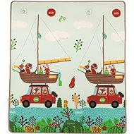 Zopa Pěnová podložka Play Maxi - Cestování/zvířátka - Hrací deka