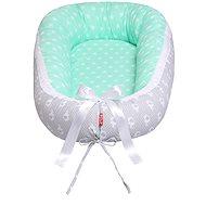 Scamp Hnízdo soft - Elephant - Hnízdo pro miminko
