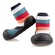 ATTIPAS Rainbow Black - Dětské boty