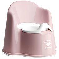 Babybjörn křesílko Powder Pink/White - Nočník