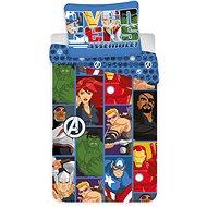 Jerry Fabrics ložní povlečení - Avengers D3 - Dětské povlečení
