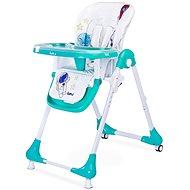 CARETERO Luna mint - Jídelní židlička