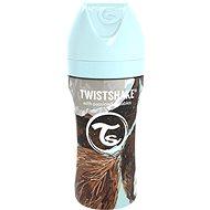TWISTSHAKE Anti-Colic nerez 330 ml (dudl.L) kokos - Kojenecká láhev