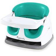 Ingenuity Podsedák 2v1 Baby Base Green - Dětské sedátko
