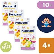 Kendamil Bio/organická ovesná kaše s ovocem 4× 150 g