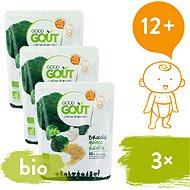 Good Gout BIO Quinoa s brokolicí a ricottou 3× 220 g