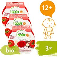 Good Gout BIO Rajčátka s červenou quinou a sýrem Feta 3× 220 g