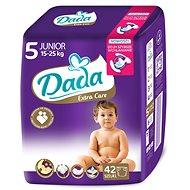 DADA Extra Care Junior 5, 42 ks - Dětské pleny
