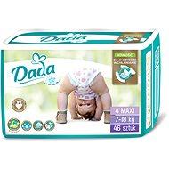 DADA Extra Soft MAXI 4, 46 ks - Dětské pleny