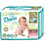 DADA Extra Soft MAXi 4+, 42 ks - Dětské pleny