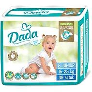 DADA Extra Soft Junior 5, 39 ks - Dětské pleny