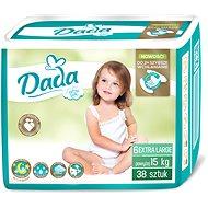 DADA Extra Soft Extra Large 6, 38 ks - Dětské pleny